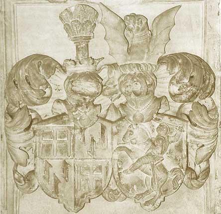 Schele en Ripperda in Oude Kerk Borne