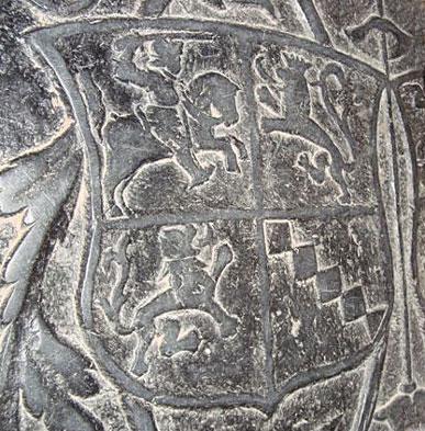 Grafzerk Wesepe van Unico Ripperda en Judith van Twickelo