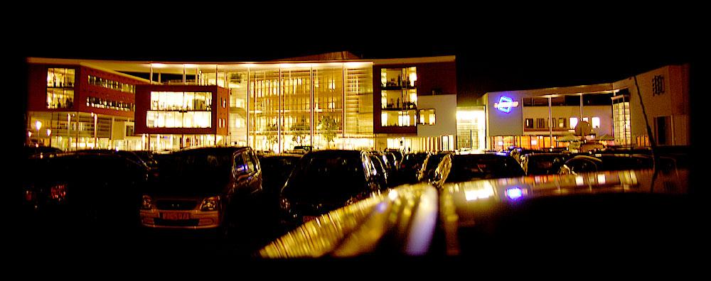 Gemeentehuis Hof van Twente in Goor aan Höfte Schoolfeestweide